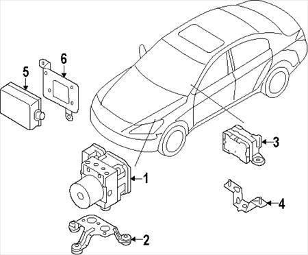 2003 Mazda Protege Engine Diagram on 1996 mazda 626 egr valve location