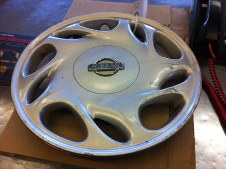 1995-1999 nissan altima wheel cover