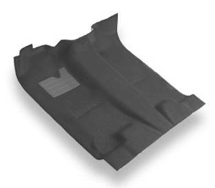Oldsmobile Cierra/Cutlass ('82-'93) Molded Car Carpet [Opal, Pile]