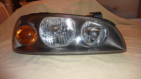 04 05 06 HYUNDAI ELANTRA HEADLIGHT RH RIGHT HALOGEN ORIGINAL CLEAN 921022D550