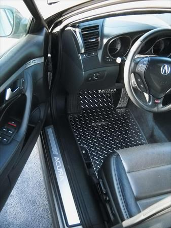 Cadilac Floor Mats - 2005 acura tl accessories