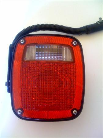 1987 TO 2011 DODGE RAM TAIL LIGHTS CHASSIS TRAILER RIGHT SIDE