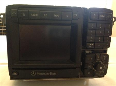 Command 2.5 E Head Unit