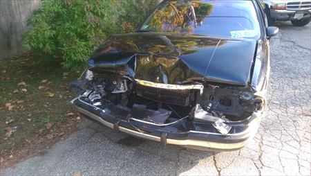 1992 Buick Roadmaster wagon front end ..