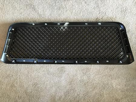 04-08 Ford F-150 ABS Black Mesh Grille 41-0107B