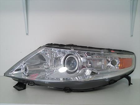 2010 Lincoln Mks Headlight Bulb Replacement New