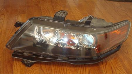 2004 ACURA TSX OEM Passenger Right Side XENON HID <em>Head</em> <em>Light</em> <em>Assembly</em> 090414