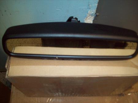 OEM Ford Interior Mirror with Compass