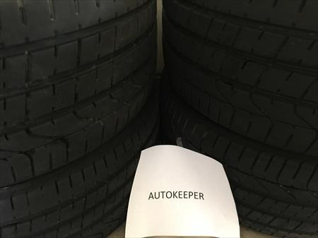 Used Set of Pirelli P Zero Tires: Sizes 255x40x20(2) and 285x35(2)