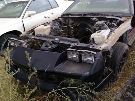 Parting Out 1986 Chevy <em>Camaro</em> 86/CC/6619