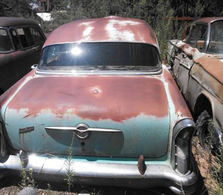 Parting Out 1956 BUICK Century