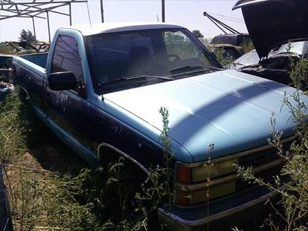 Parting Out 1993 Chevy Cheyenne 93/CC/8800