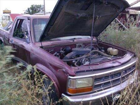 Parting Out 1992 Dodge Dakota 92/DD/3889