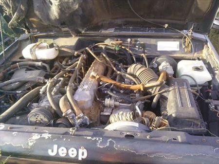 Parting Out 1989 Jeep Cherokee 89/JC/8..