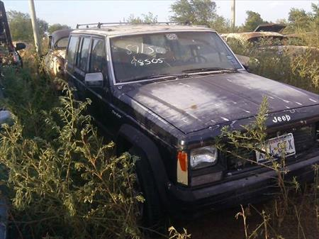 Parting Out 1989 Jeep Cherokee 89/JC/8505