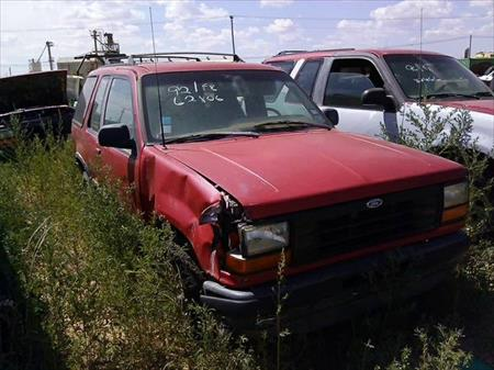 Parting Out 1992 Ford Explorer 92/FE/2806