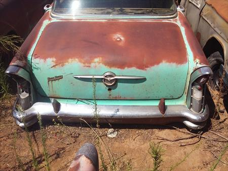 1955 Buick Centry  50/BCent/0008