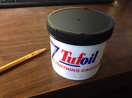 Tufoil lightning grease 1/2 lbs 8oz