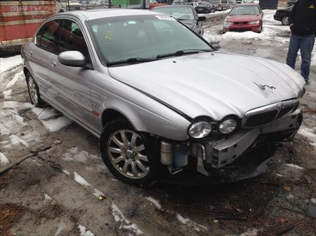 2002 JAGUAR X TYPE PARTS CAR IN NJ 08094