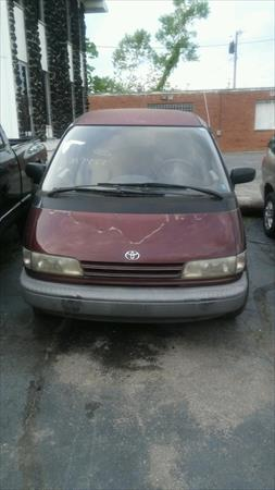 1991 <em>Toyota</em> previa for parts