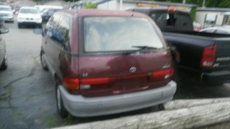 1991 Toyota previa for parts