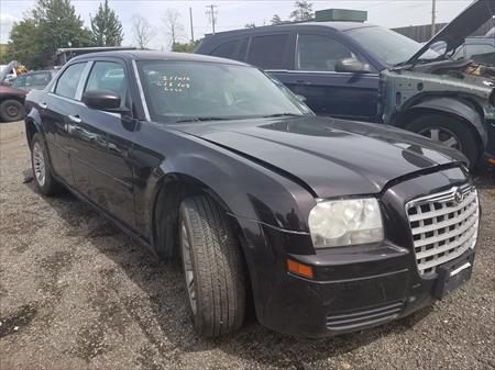 2005 Chrysler 300 Base 4 Door Sedan Bl..