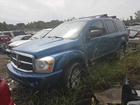 2004 Blue Dodge Durango Limited with 5.7 Hemi Engine
