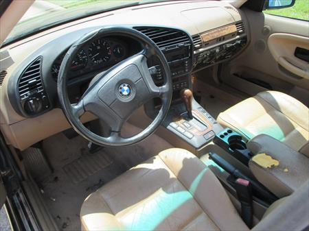 1998 bmw e36 328i sedan automatic black exterior tan interior. Black Bedroom Furniture Sets. Home Design Ideas
