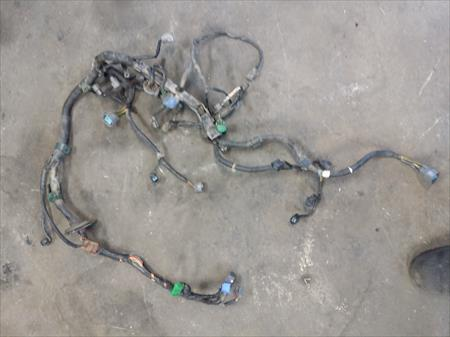 99-00 civic ex sohc vtec engine wire harness d16y8 5spd manual on