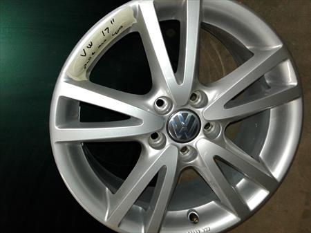 Brand New 10 Spoke 17in. alloy Jetta 2006 to present VW 17in Alloy Rims