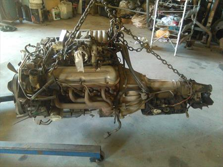 1993 Ford xr8 5ltr 4 speed auto