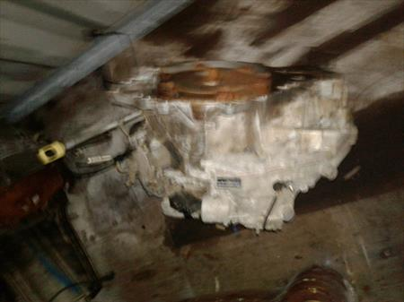 Volvo S70 1998 Transmission/Transaxle Assembly
