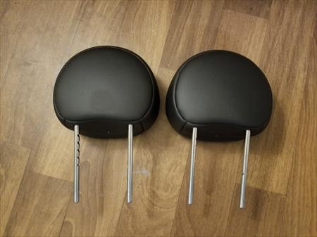 2013 Mini Cooper front set of headrests