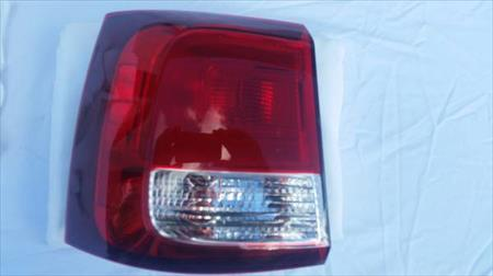 Replacement Halogen Tail Light - REPK730146 - Driver Side, Outer