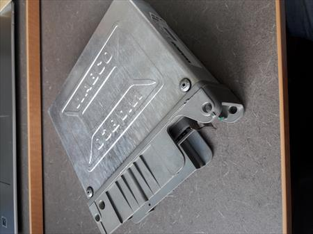 EBS and Stability Control Unit 6013557