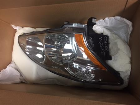 RH Headlamp 2004-09 Lexus RH Headlamp OEM