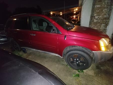 05 chevy equinox runs has rod knock. N..