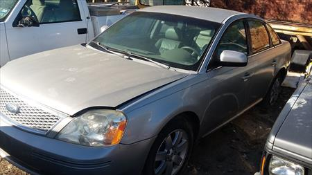 2007 Ford Five Hundred 3.0 #2692