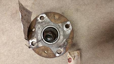 Transfer Case Flange Rear - 4WD - 97 Ford F250 7.3L Diesel