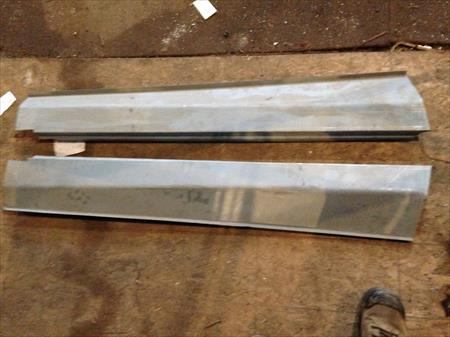 49-51 LINCOLN ROCKER PANEL 2 DOOR