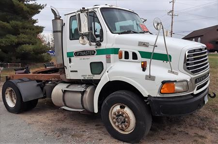 2000 STERLING A9500 HOOD / CAB / PARTS TRUCK / CATERPILLAR C10 ENGINE